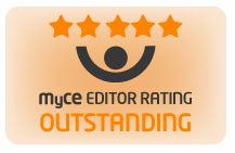 MyCe Editor Rating OUTSTANDING