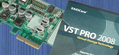 RaidCore 5xxx RAID vezérlő